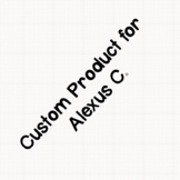 Custom Bundle for Alexus C.
