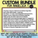Custom Bundle for Angelica
