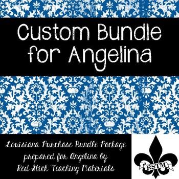 Custom Bundle for Angelina