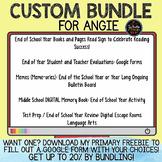 Custom Bundle for Angie