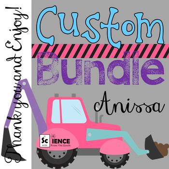 Custom Bundle for Anissa