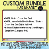 Custom Bundle for Brandy