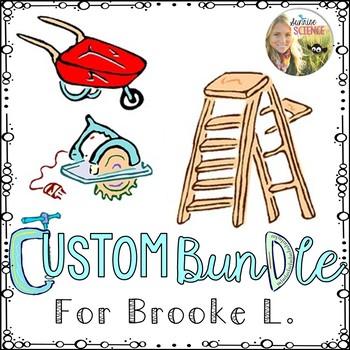 Custom Bundle for Brooke L.