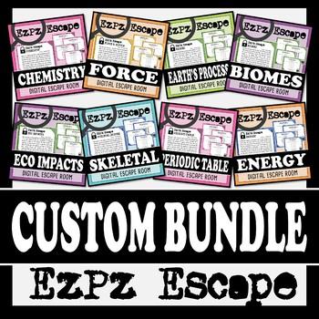 Custom Bundle for D. Roussel