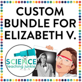 Custom Bundle for Elizabeth V.