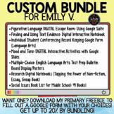 Custom Bundle for Emily V.