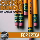 Custom Bundle for Erika