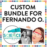 Custom Bundle for Fernando O.