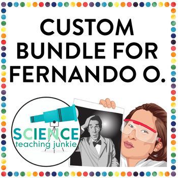 Custom Bundle for Fernando O.