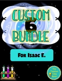 Custom Bundle for Isaac E.