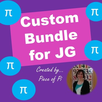 Custom Bundle for JG