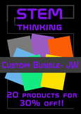 Custom Bundle for JW Middle High School Physics Chemistry