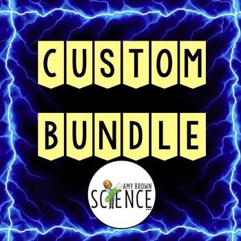 Custom Bundle for Jason R