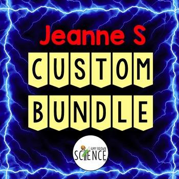 Custom Bundle for Jeanne S