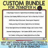 Custom Bundle for Jennifer H.