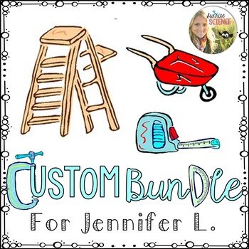 Custom Bundle for Jennifer L.