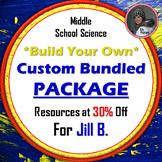 Custom Bundle for Jill B