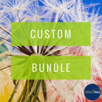 Custom Bundle for Joanna