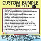 Custom Bundle for Joell