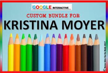 Custom Bundle for KRISTINA MOYER