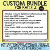 Custom Bundle for Katie J.