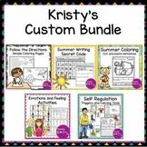 Custom Bundle for Kristy