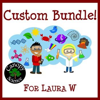 Custom Bundle for Laura W