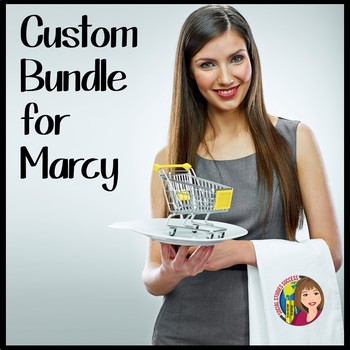 Custom Bundle for Marcy
