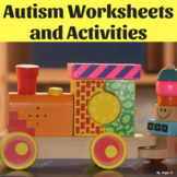 Autism Worksheets and Activities