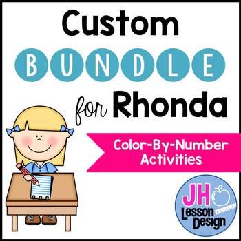 Custom Bundle for Rhonda