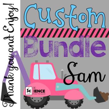 Custom Bundle for Sam