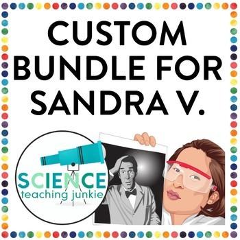 Custom Bundle for Sandra V.