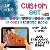 Custom QR Code with YouTube Links