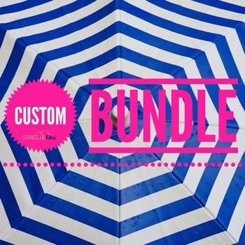 Custom Bundle for Sarah G.