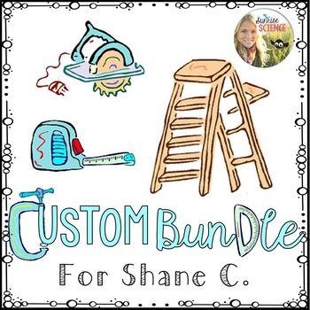 Custom Bundle for Shane C.