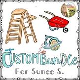 Custom Bundle for Sunee S.