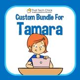 Custom Bundle for Tamara