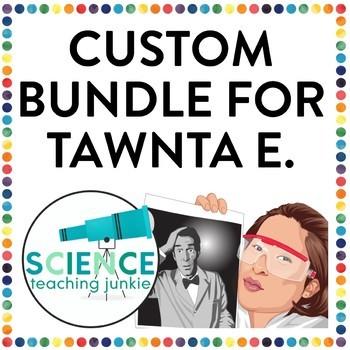 Custom Bundle for Tawnta E.