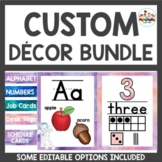Custom Class Decor Space Theme