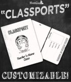 "Custom Class Passport - ""Aviator"""
