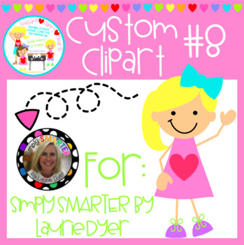 Custom Clipart for Simply SMARTER by Laurie Dyer #8