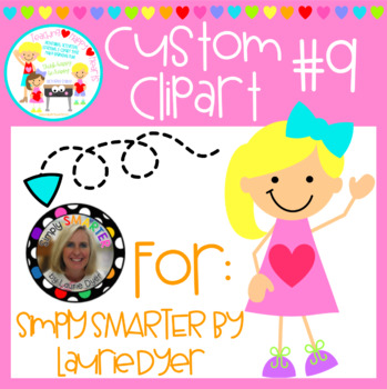 Custom Clipart for Simply SMARTER by Laurie Dyer #9
