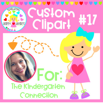 Custom Clipart for The Kindergarten Connection #17