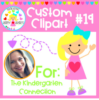 Custom Clipart for The Kindergarten Connection #19