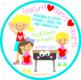 Custom Clipart for The Kindergarten Connection