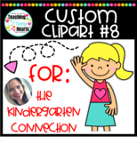 Custom Clipart for The Kindergarten Connection #8