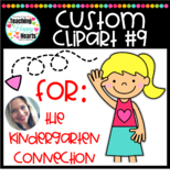 Custom Clipart for The Kindergarten Connection #9