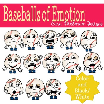 Baseballs of Emotions