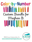 Custom Color-by-Number Bundle for Meghan B.