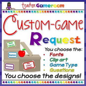 Custom Game Request